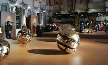 Arnaldo Pomodoro, Mostra Palazzo Reale